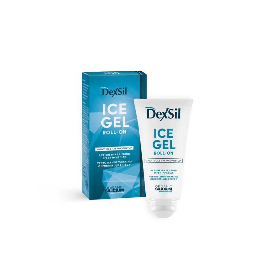 Image of Dexsil ice roll-on