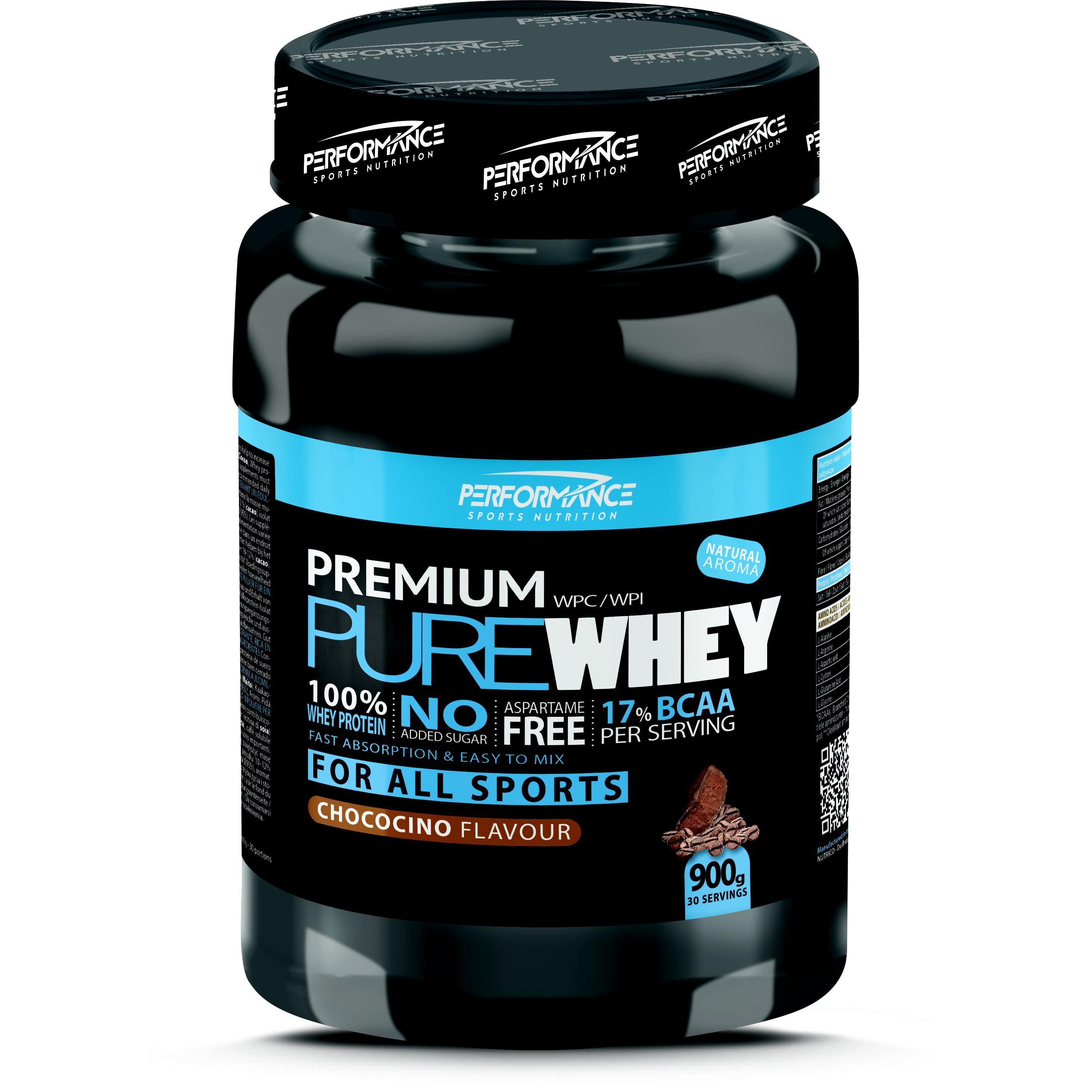 Performance Premium Pure Whey Cappucino