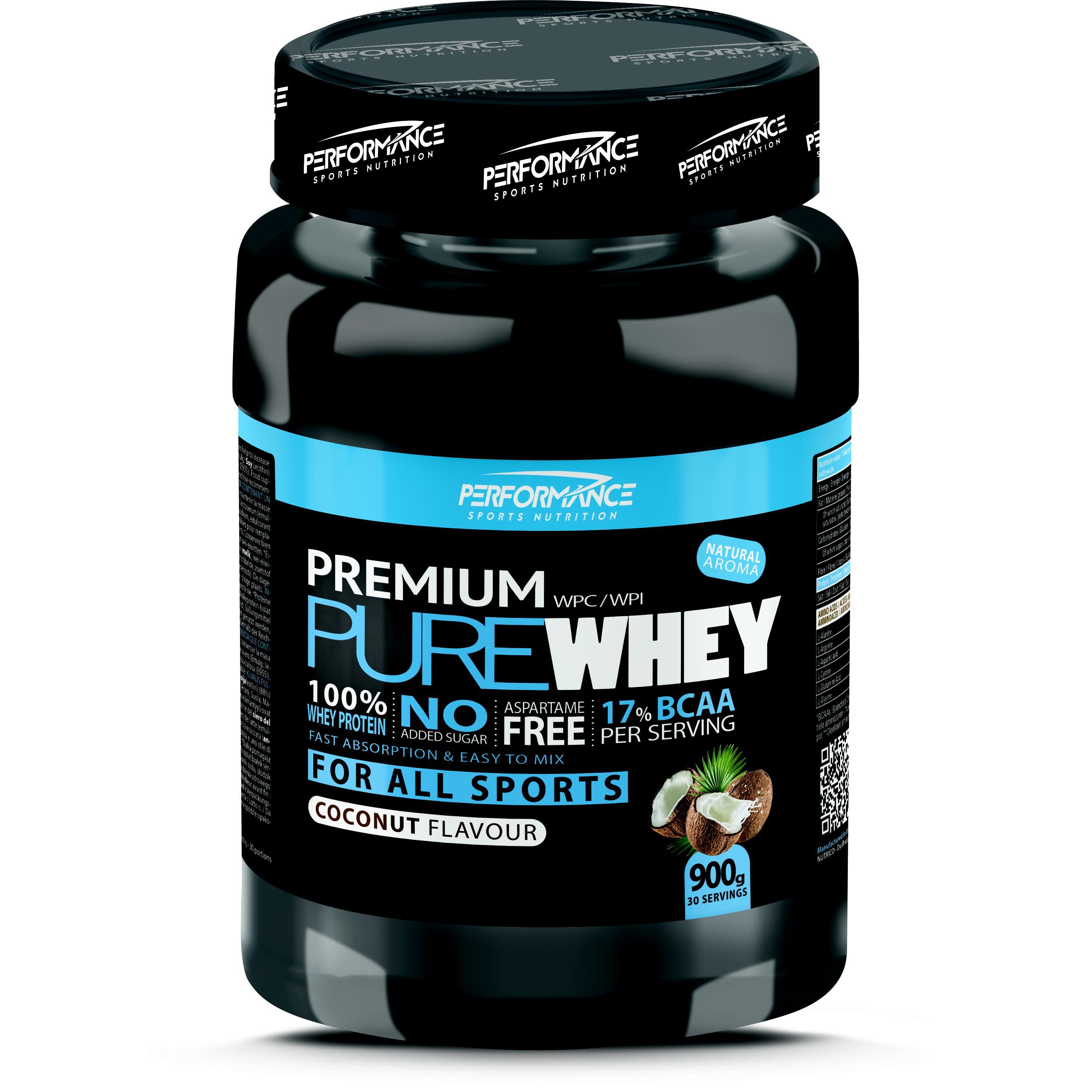 Performance Premium Pure Whey kokosnoot