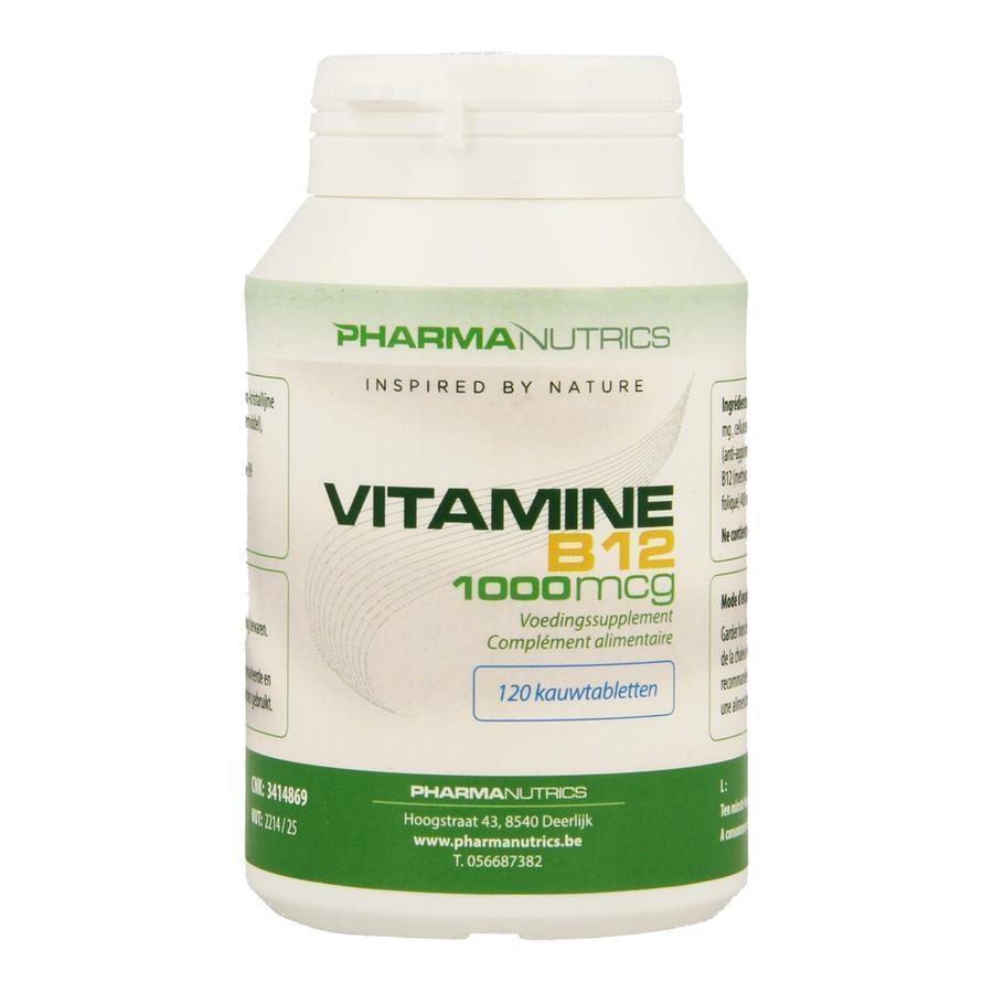 Pharmanutrics Vitamine B12 1000