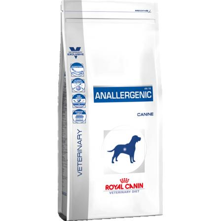 Image of Royal Canin Anallergenic chien