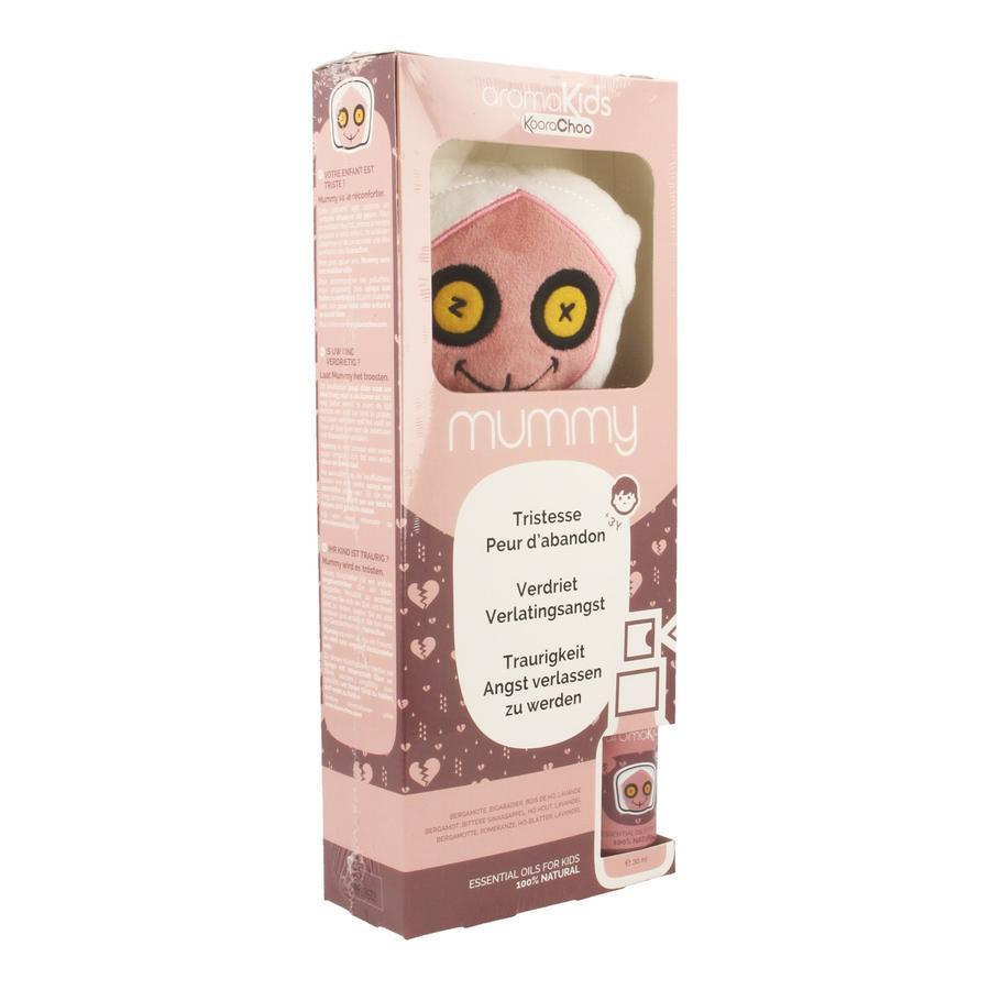 Image of Aromakids kit Mummy spray+knuffel