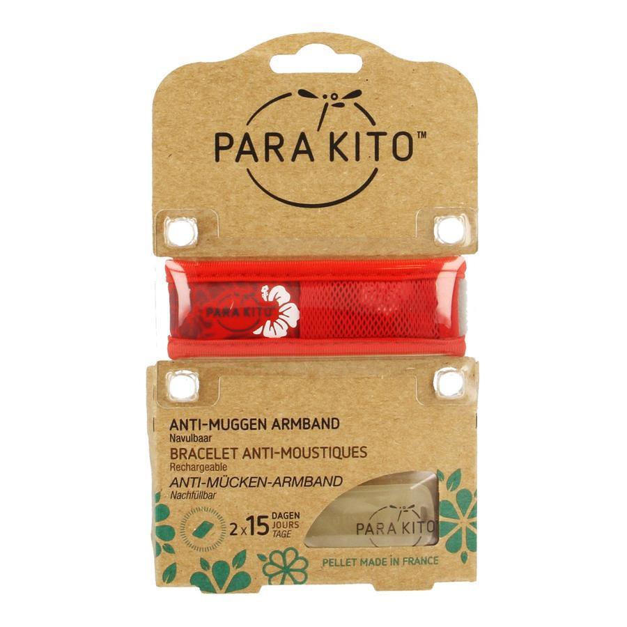 Image of Parakito Anti-Muggen Armband Groot Model Graffic