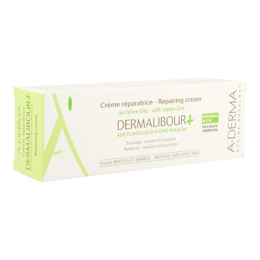 Image of A-Derma Dermalibour+ crème réparatrice