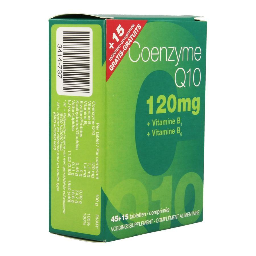 Image of Coenzyme Q10 120mg promo