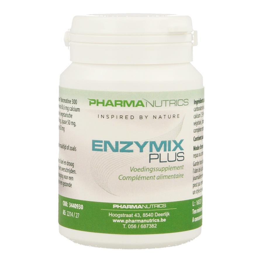 Image of Enzymix Plus Pharmanutrics