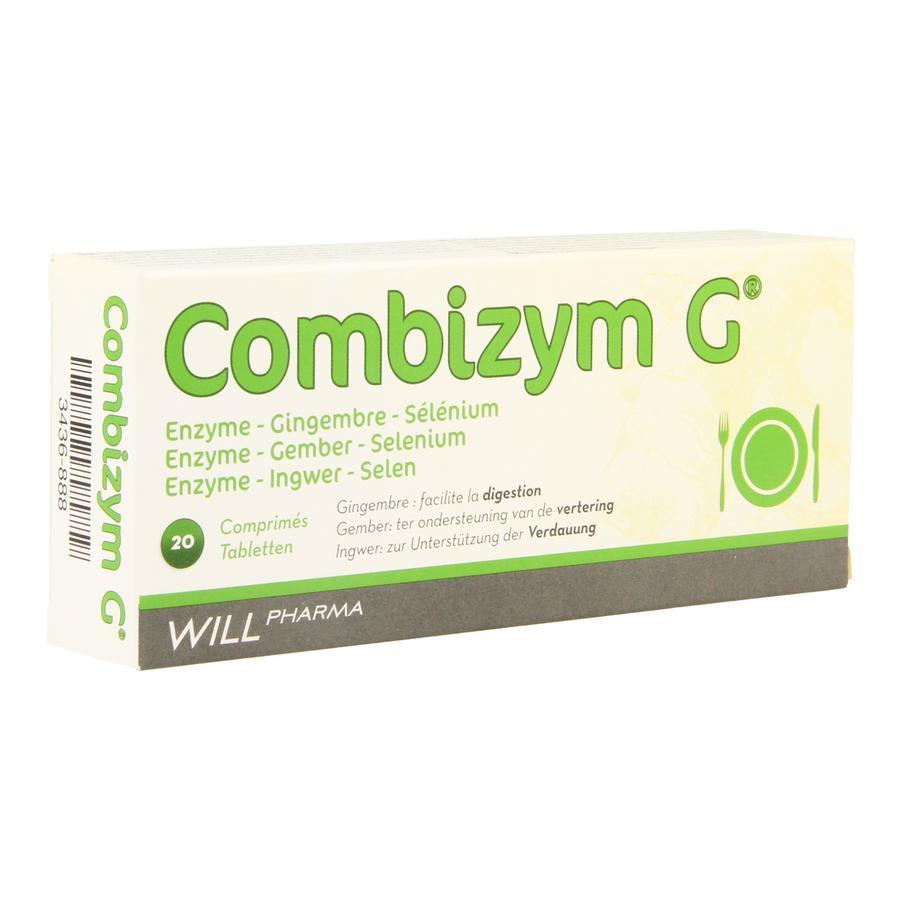 Image of Combizym G zware maag & vertering