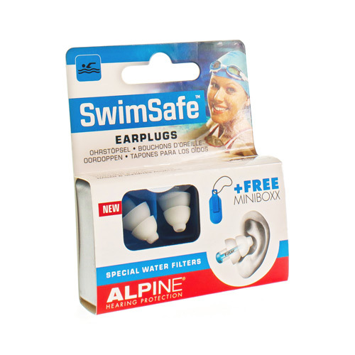 Image of Alpine SwimSafe oordoppen