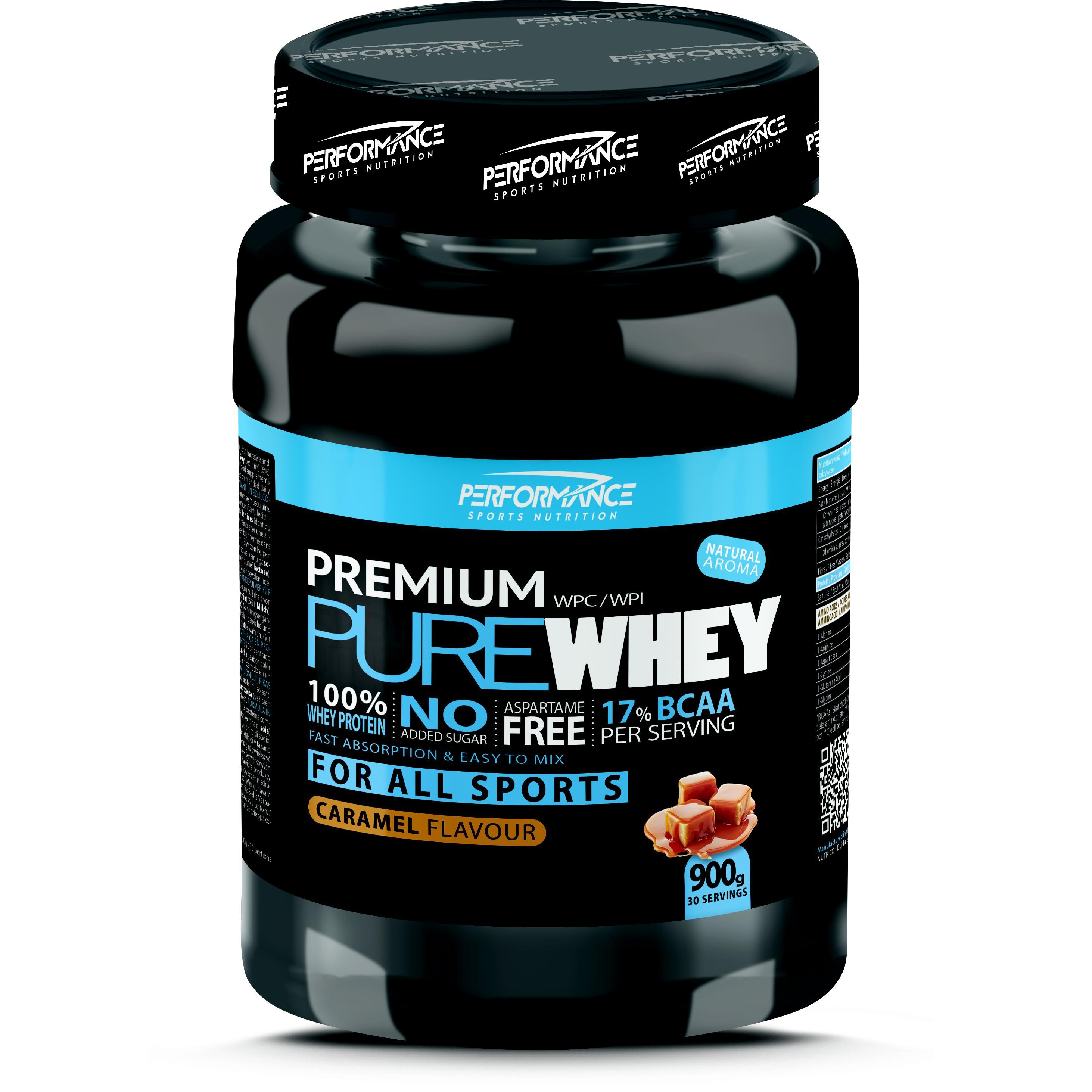 Performance Premium Pure Whey karamel