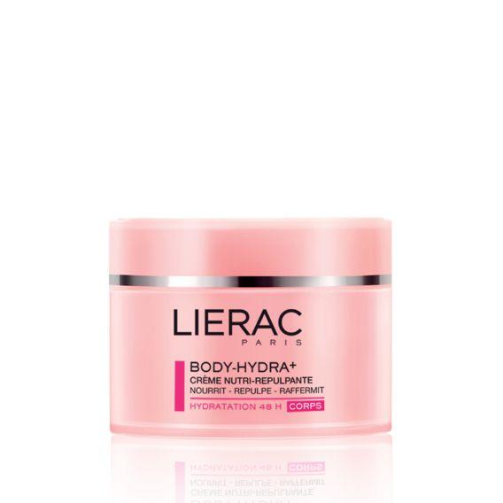 Image of Lierac Body-Hydra+ crème nutri-repulpante