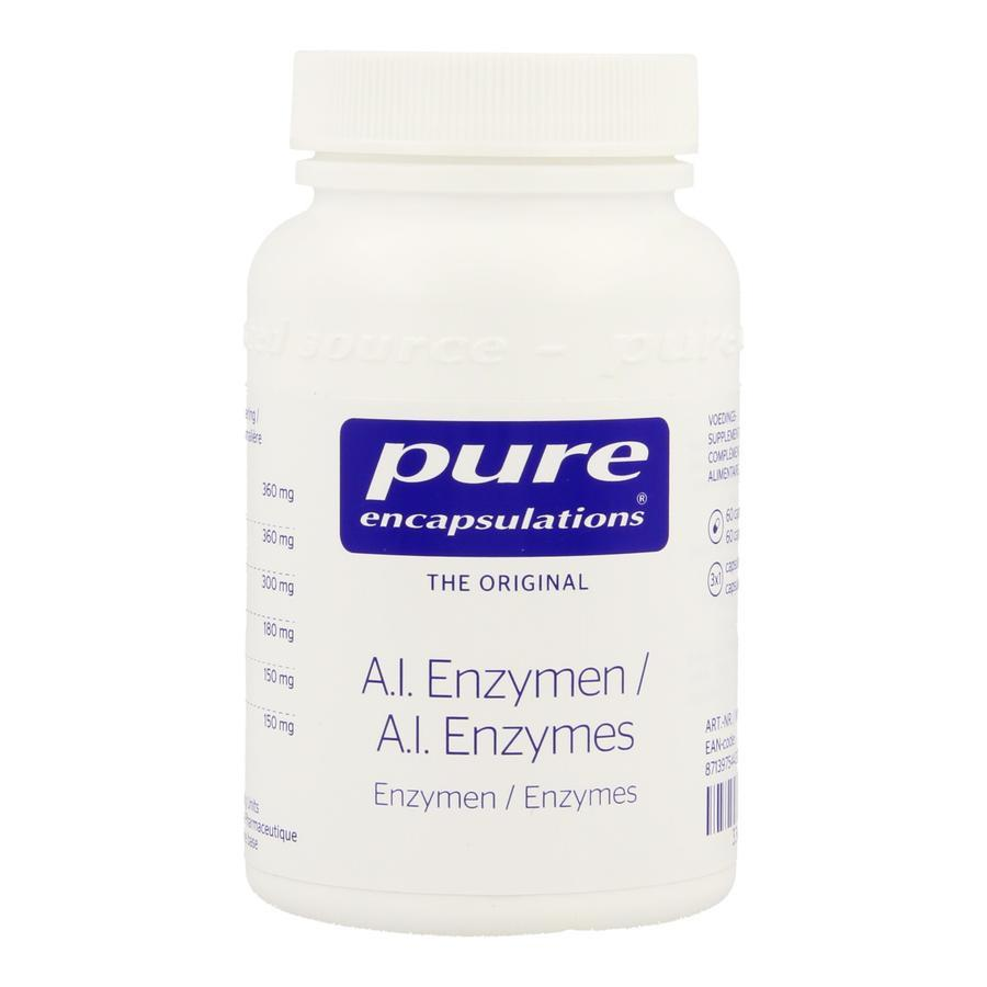 Image of Pure encapsulations AI enzymes