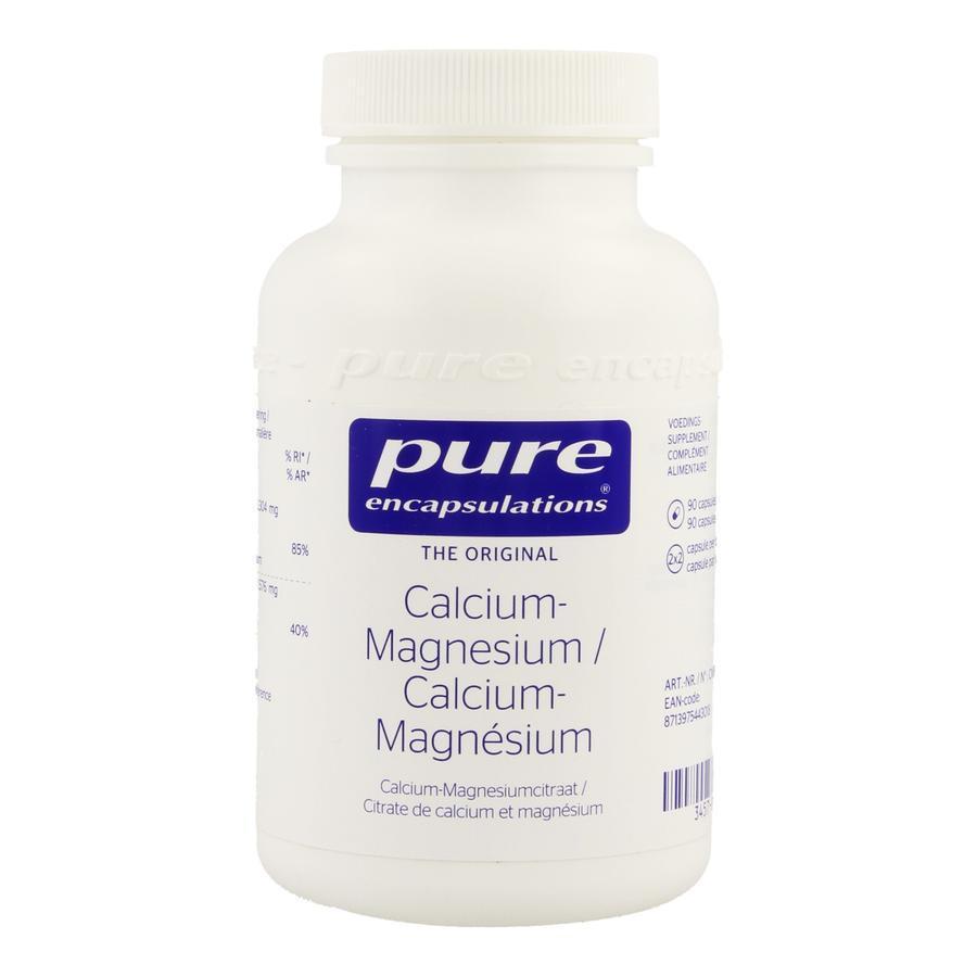 Image of Pure encapsulations Calcium-Magnésium