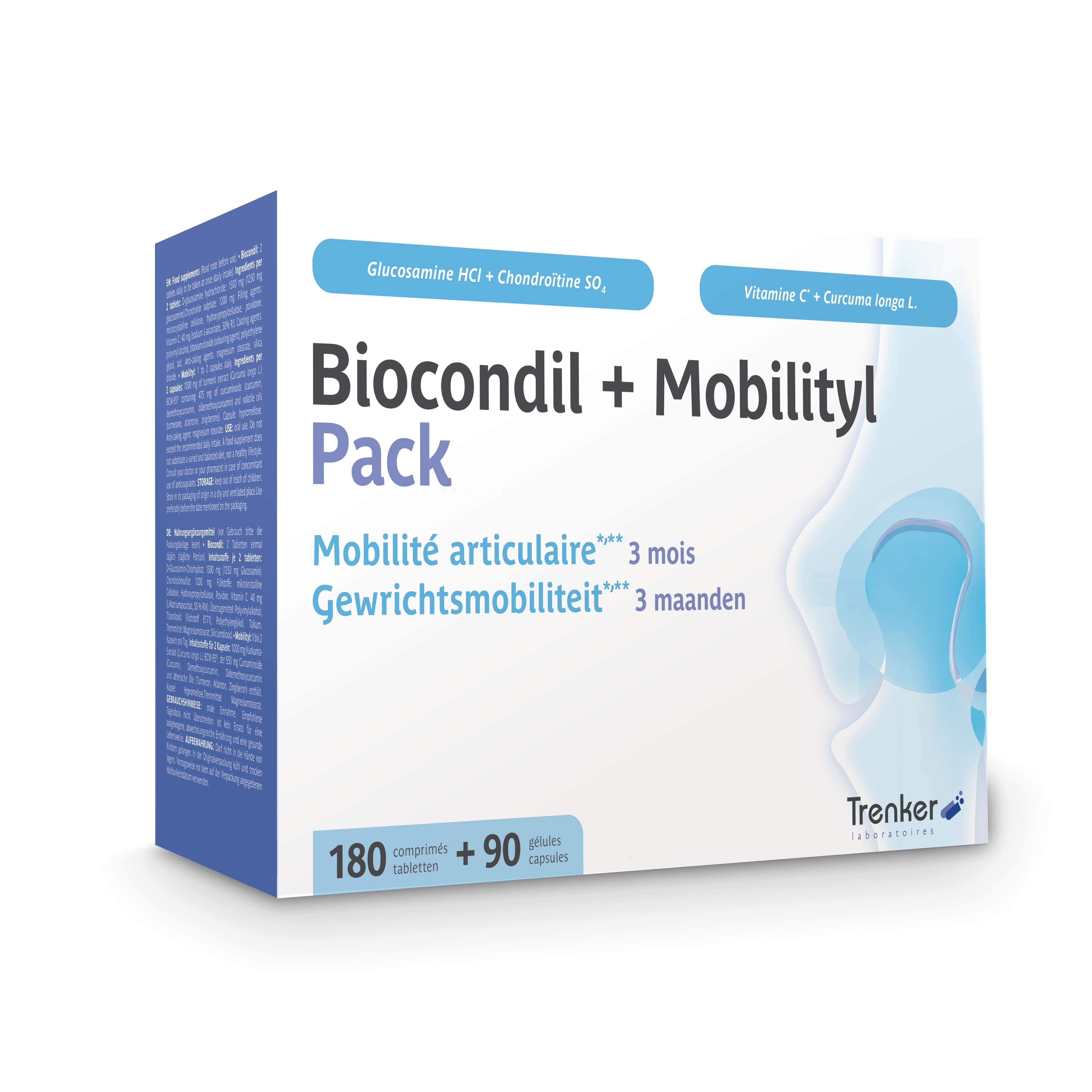 Image of Biocondil+Mobilityl pack