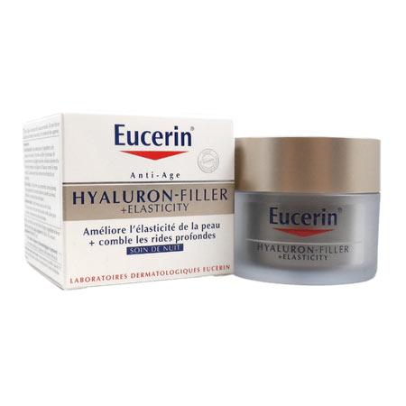 Image of Eucerin Anti-age Hyaluron-Filler + Elasticity nacht