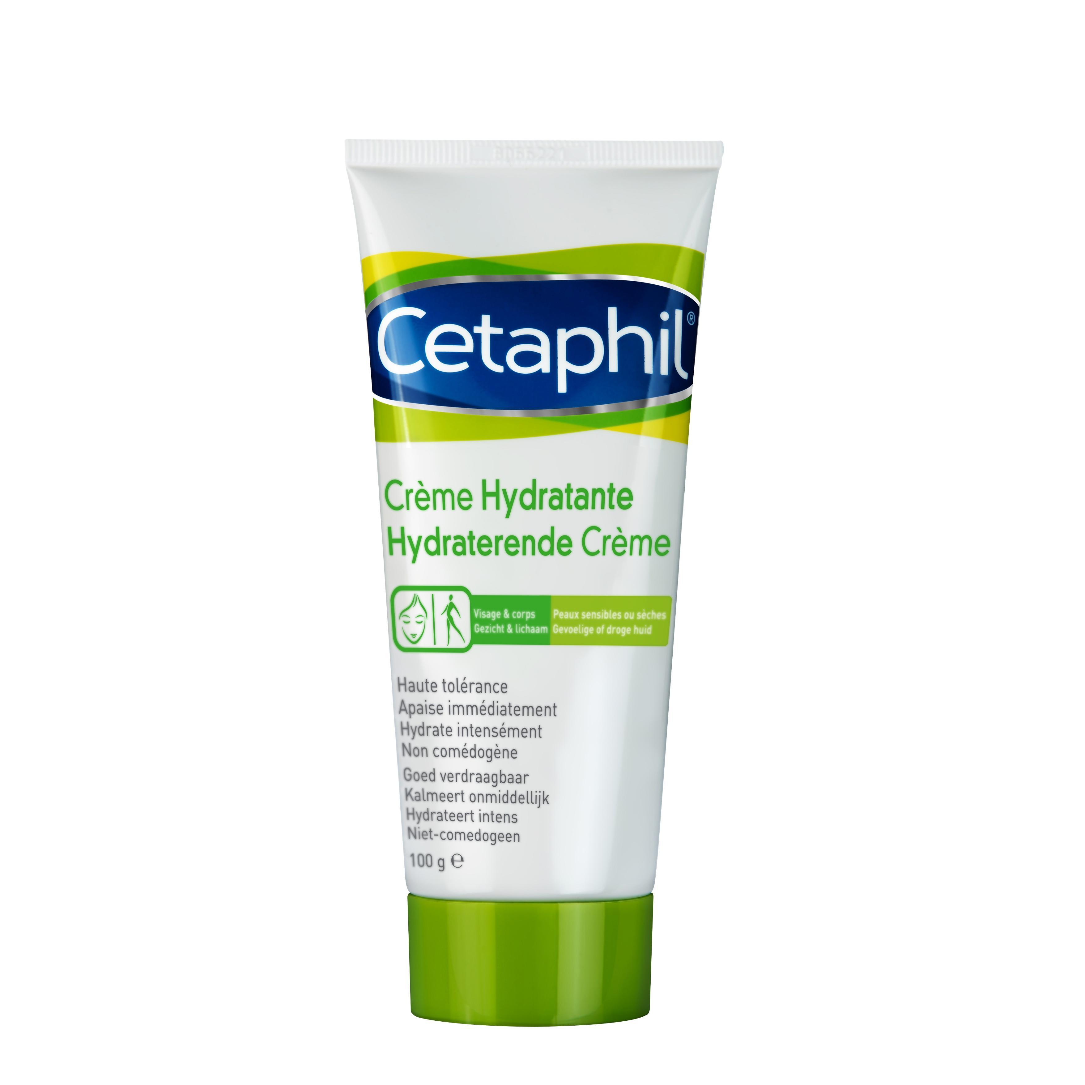 Image of Cetaphil crème hydratante tube