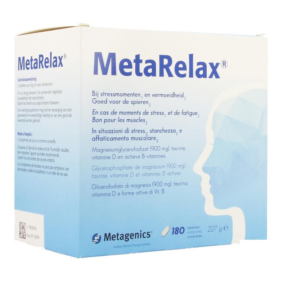 Image of Metagenics Metarelax