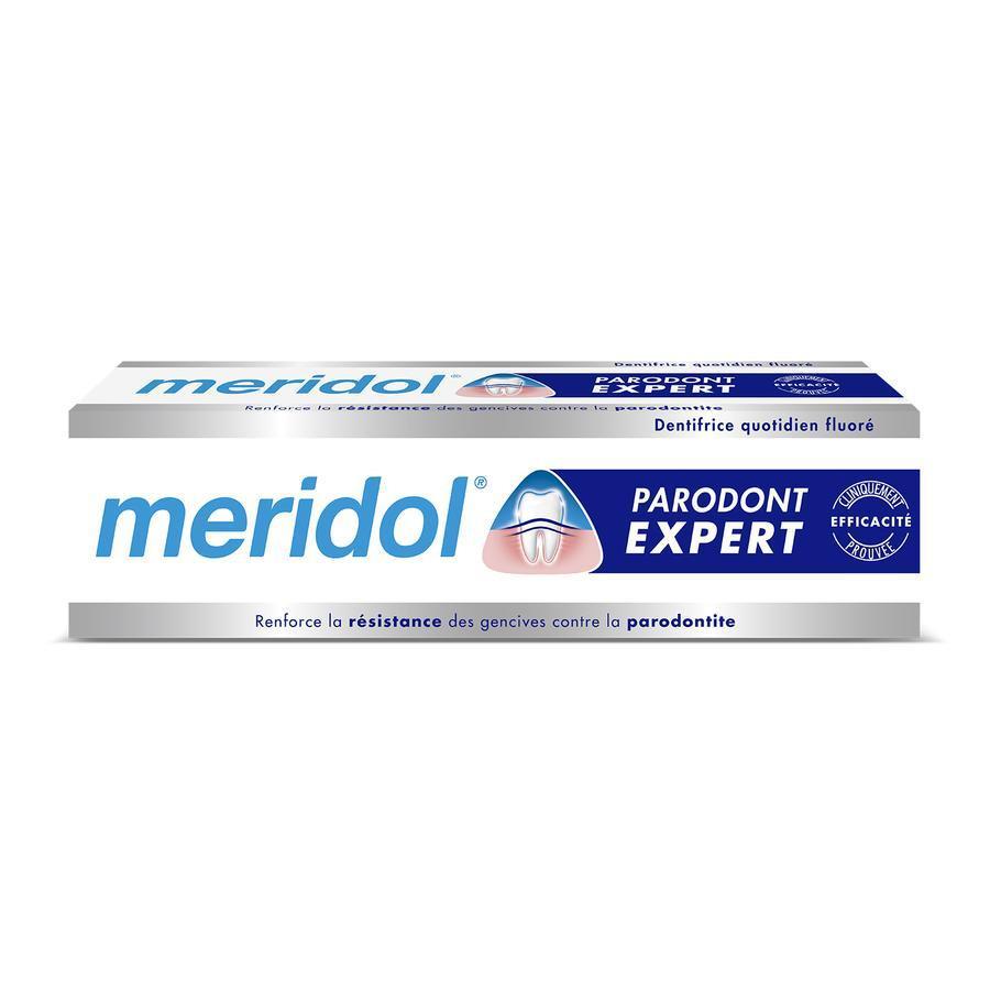Image of Meridol dentifrice parodont expert