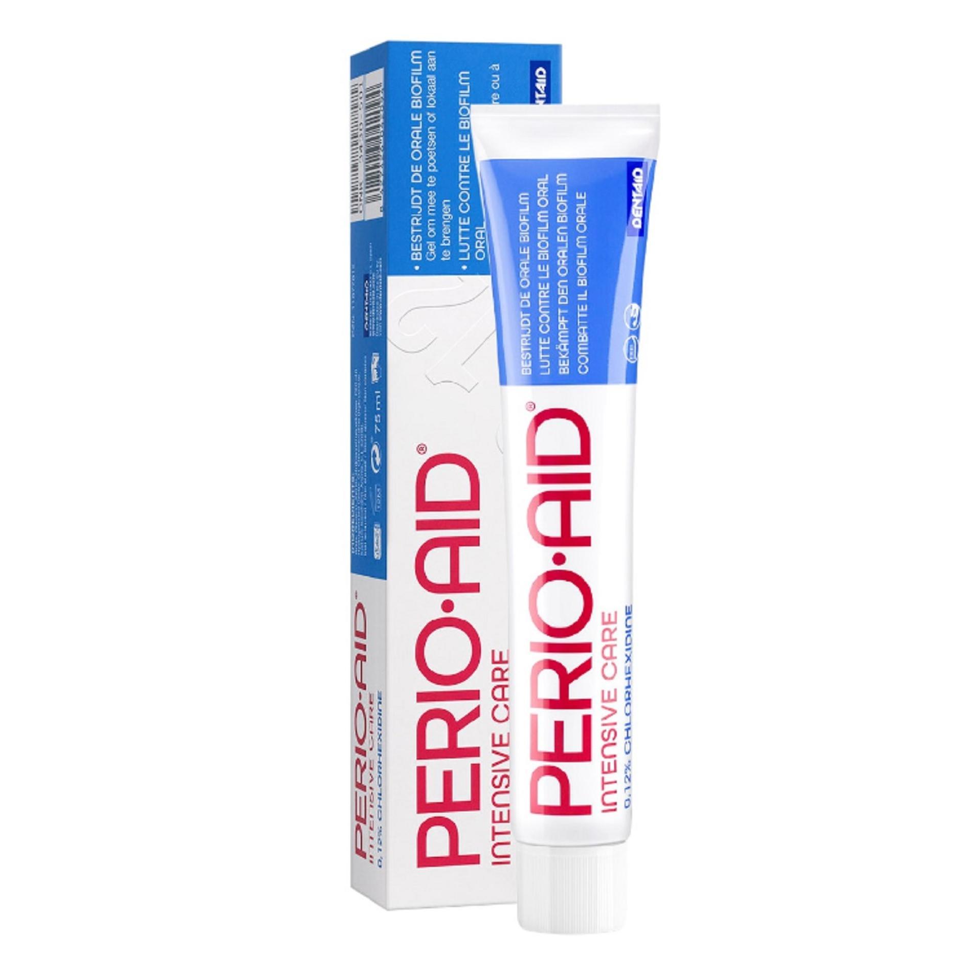 Image of Perio-Aid Intensive care tandpasta