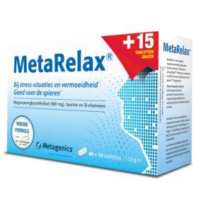 Image of Metagenics Metarelax promopack
