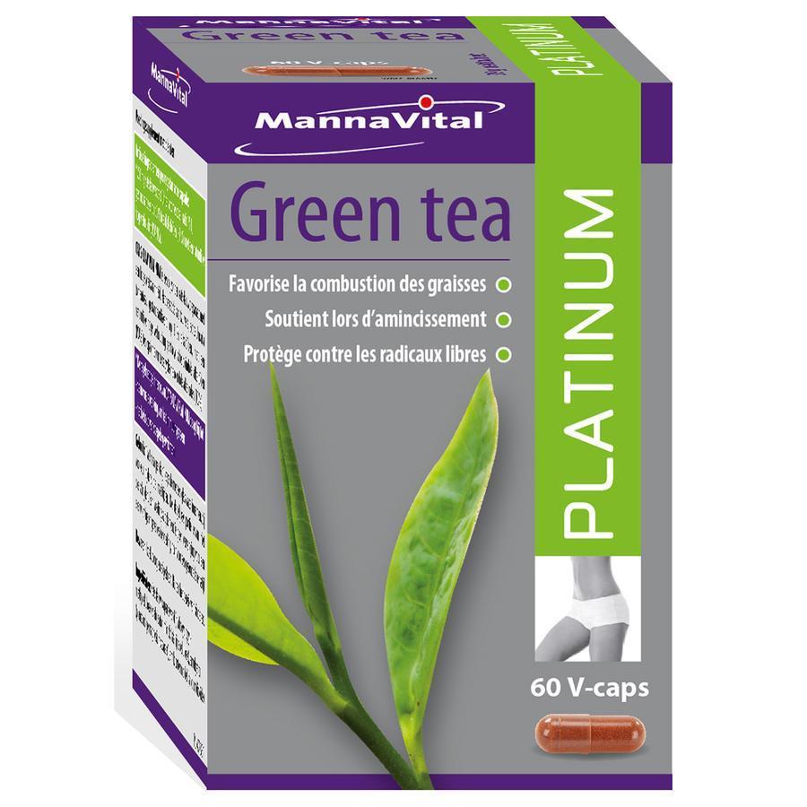 Image of Green tea platinum
