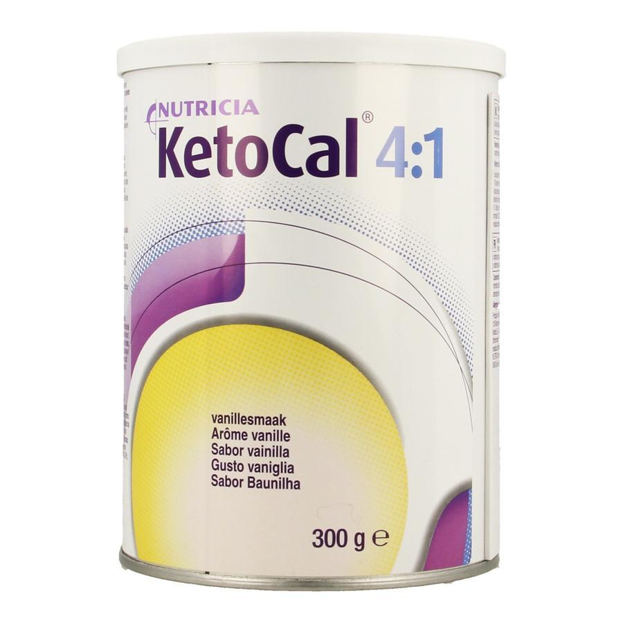 Image of KetoCal 4:1 vanille