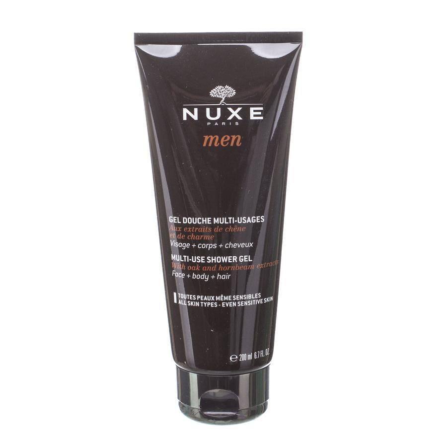 Nuxe Men Multi Gebruik Douche Gel Tube 200ml
