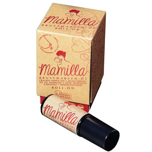 Image of Amanprana Mamilla huile anti-crevasses mamelons