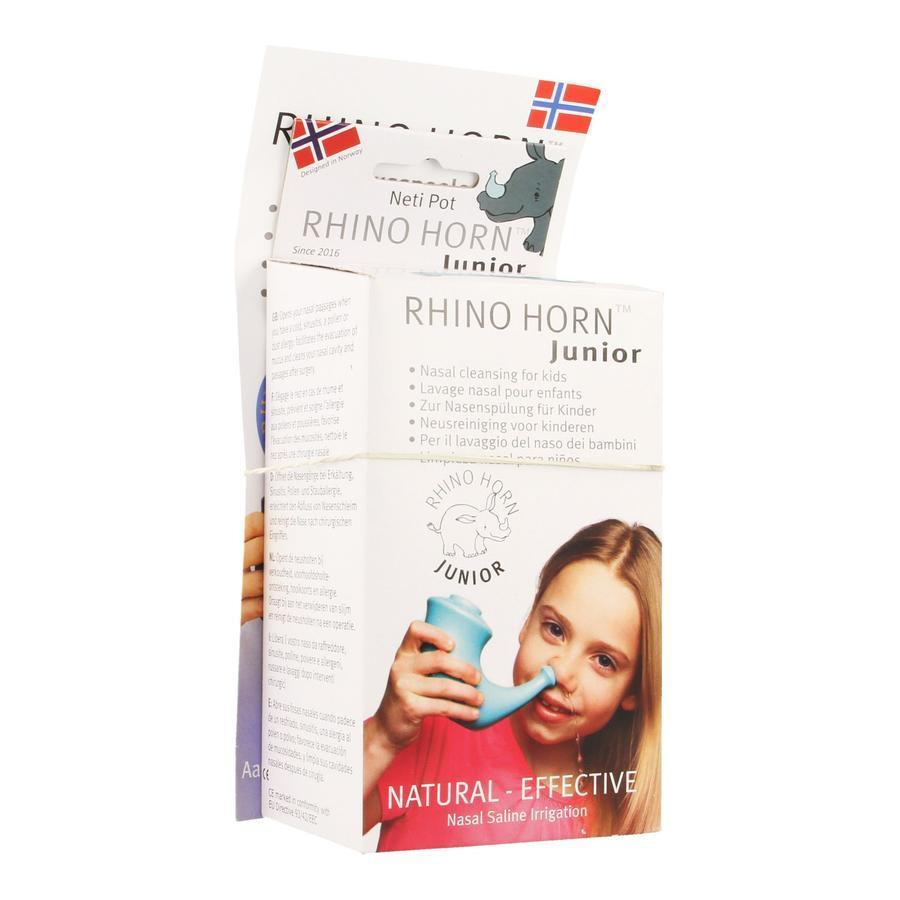 Rhino Horn Neuskannetje Junior