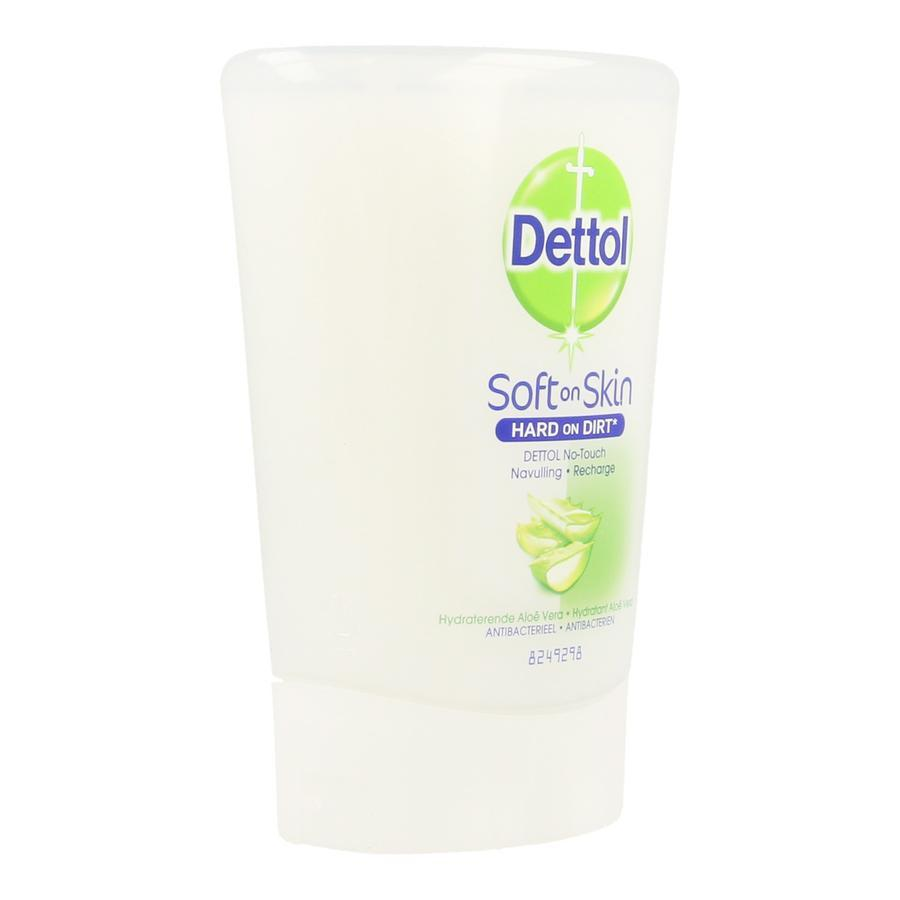 Image of Dettol Healthy No-Touch Recharge Aloe Vera