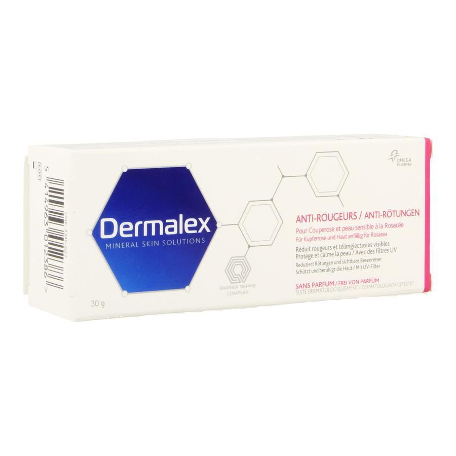 Image of Dermalex crème anti-rougeurs