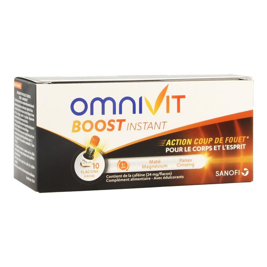Image of Omnivit Boost instant
