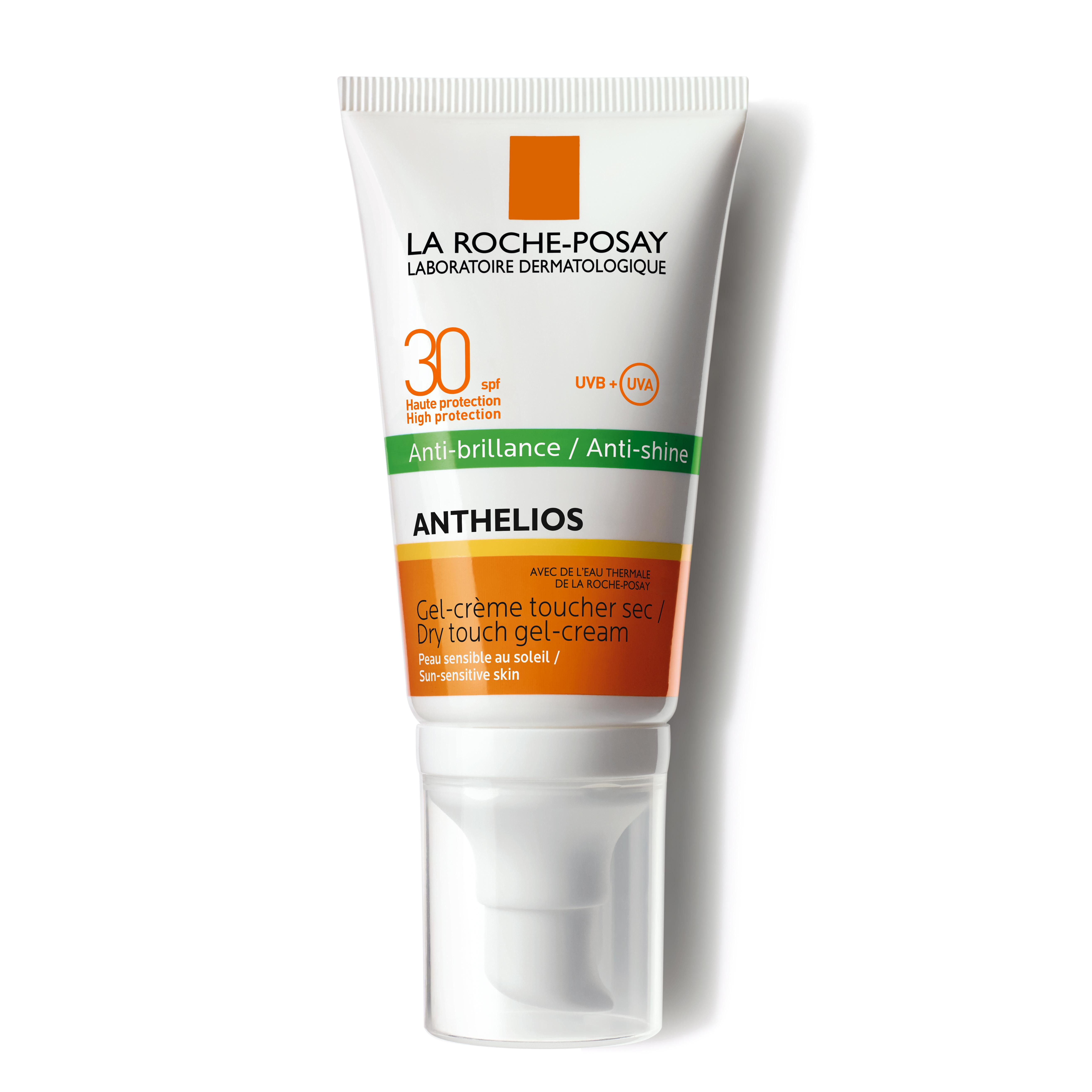 Image of La Roche-Posay Anthelios Anti-shine Dry touch SPF30