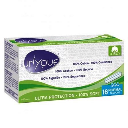 Image of Unyque Tampon normaal 100%katoen