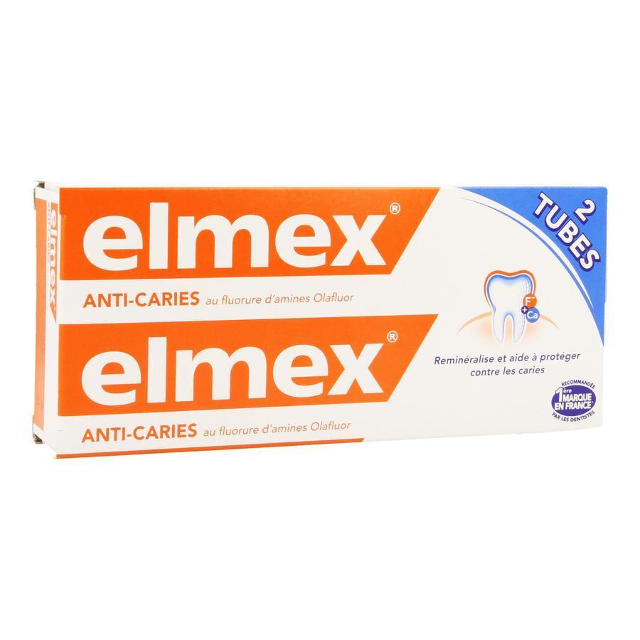 Image of Elmex Anti-cariës duopack