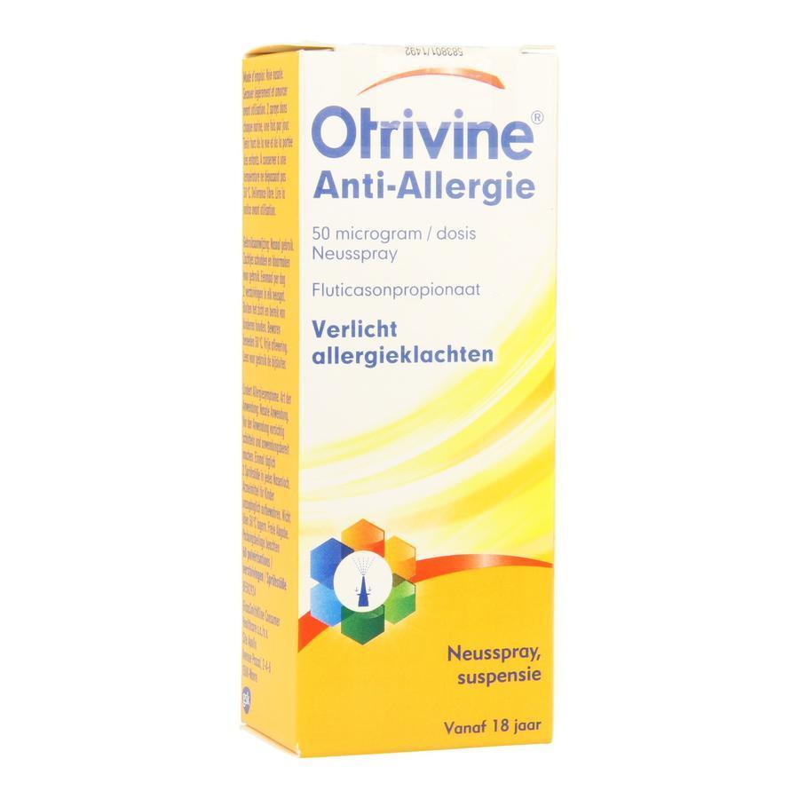Image of Otrivine Anti-Allergie 50mcg