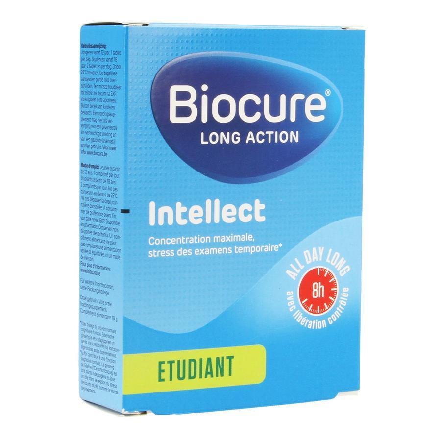 Image of Biocure LA Intellect étudiant