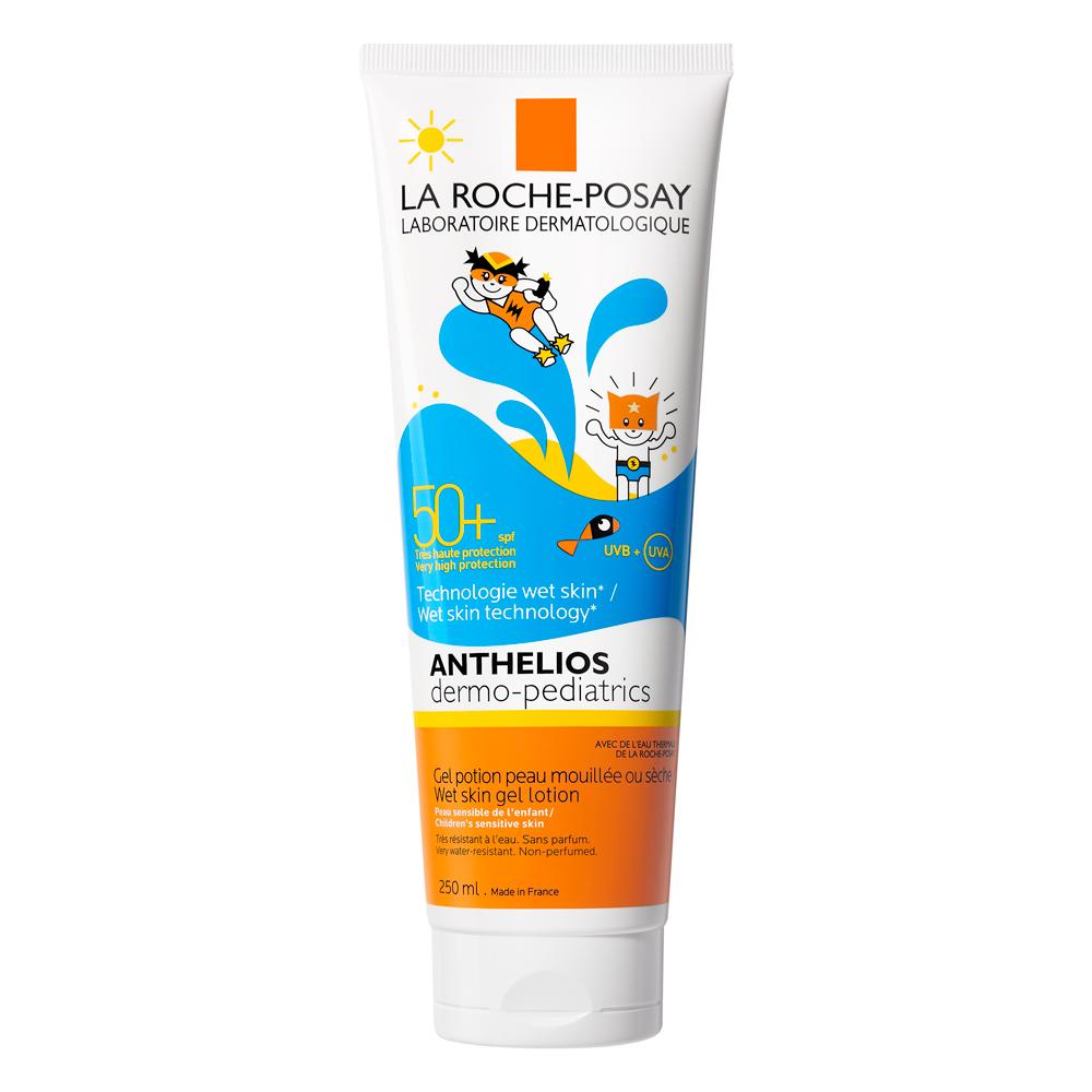 Image of La Roche-Posay Anthelios dermo-pediatrie Wet skin SPF50+