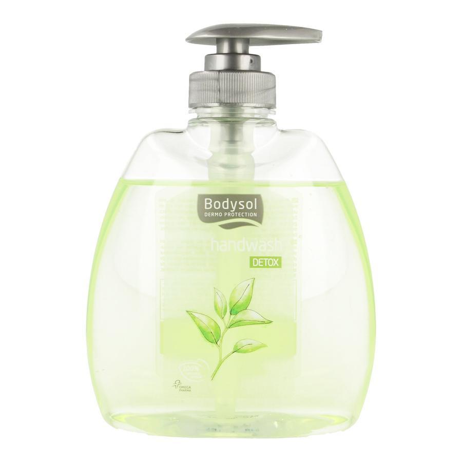 Image of Bodysol savon pour les mains détox