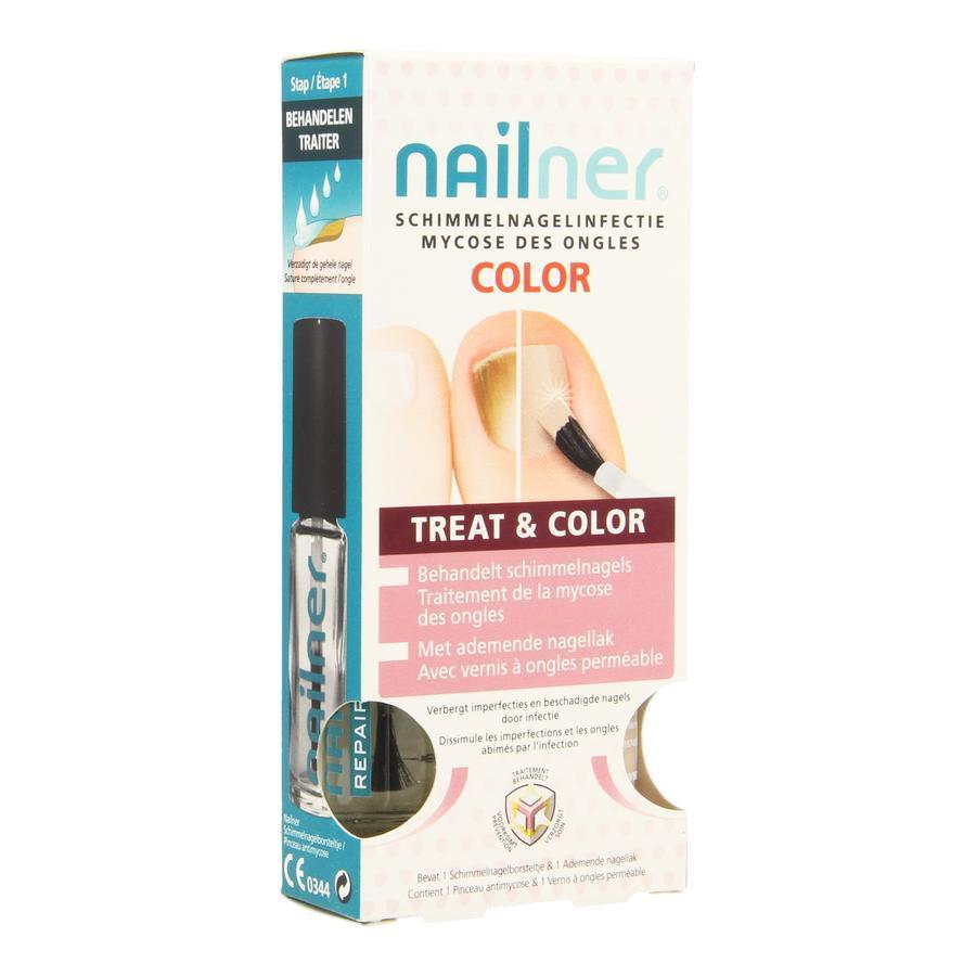 Image of Nailner Treat & Color