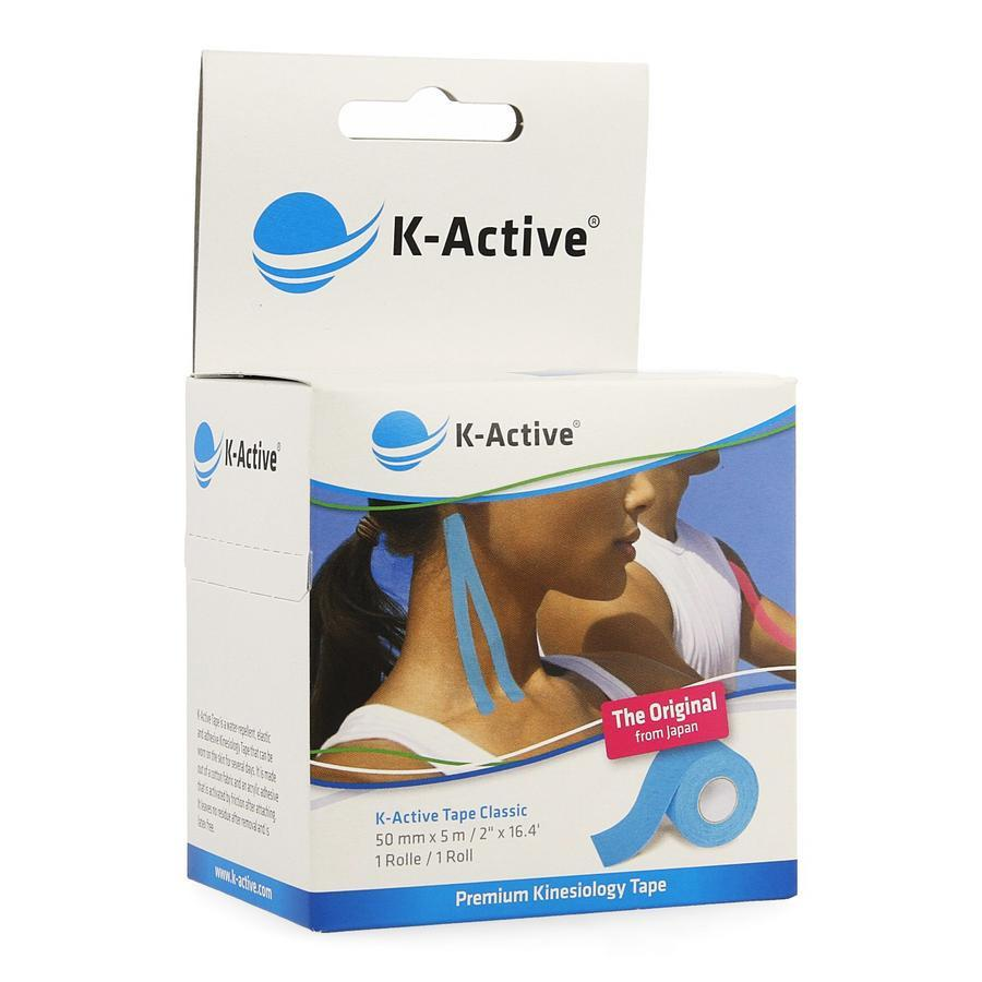 Image of K-Active Kinesiotape 5cmx5m