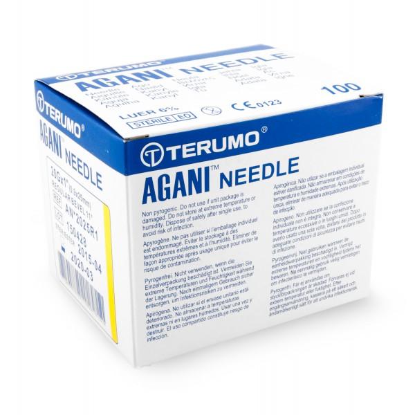 Image of Terumo Agani aiguille 0,9X38 20G 1 1/2 jaune