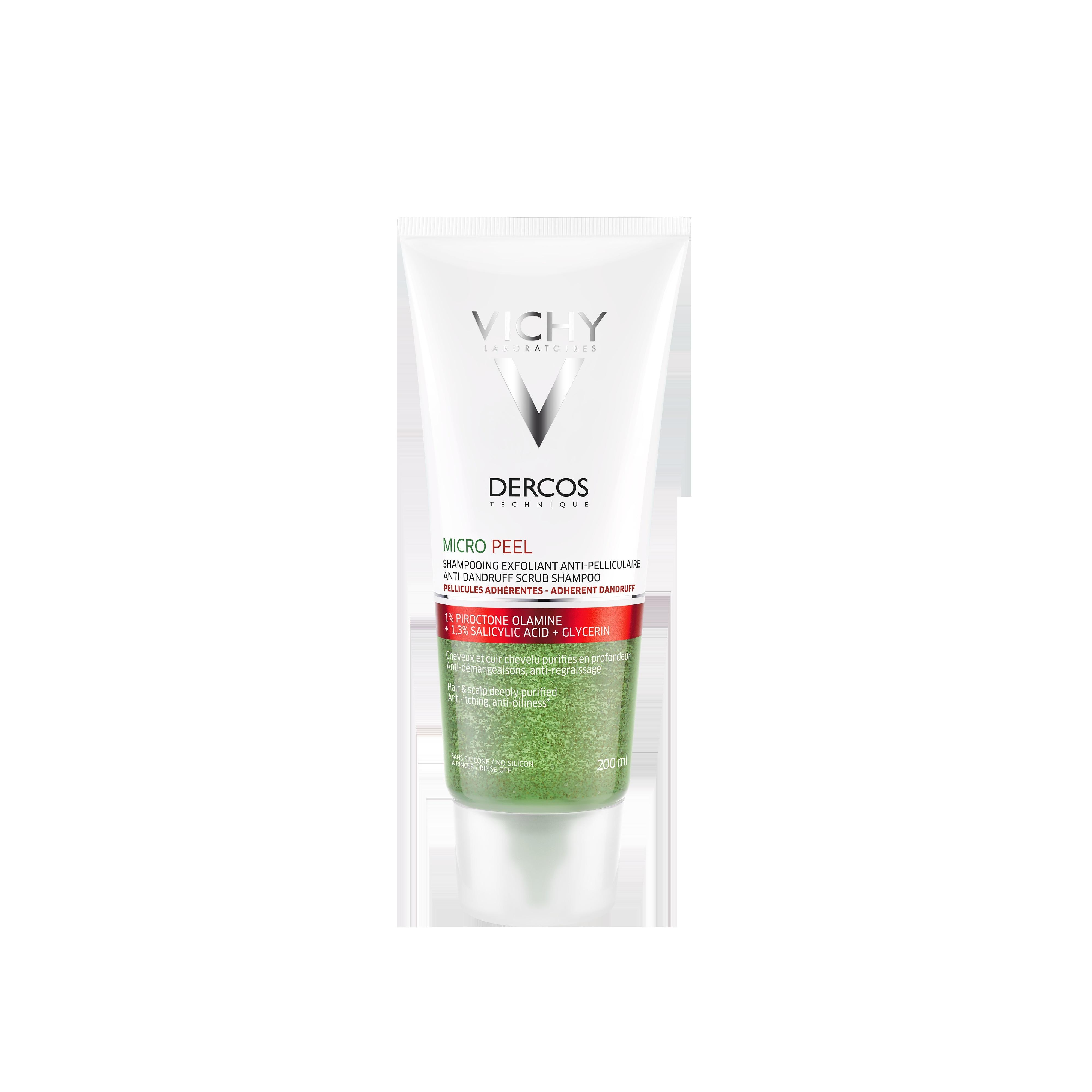 Vichy Dercos Micro Peel Anti-Roos Scrub