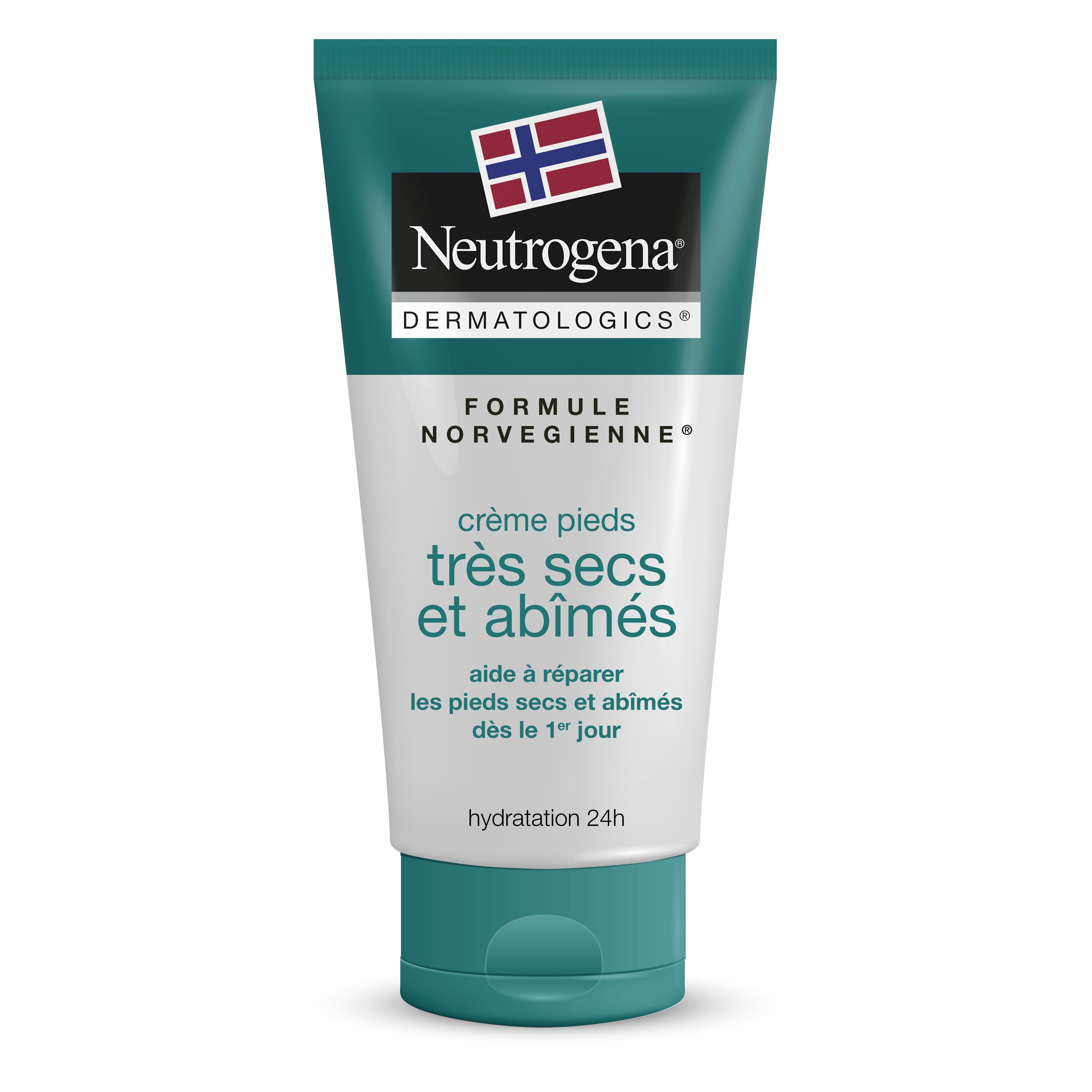 Image of Neutrogena Crème pieds très secs et abîmés