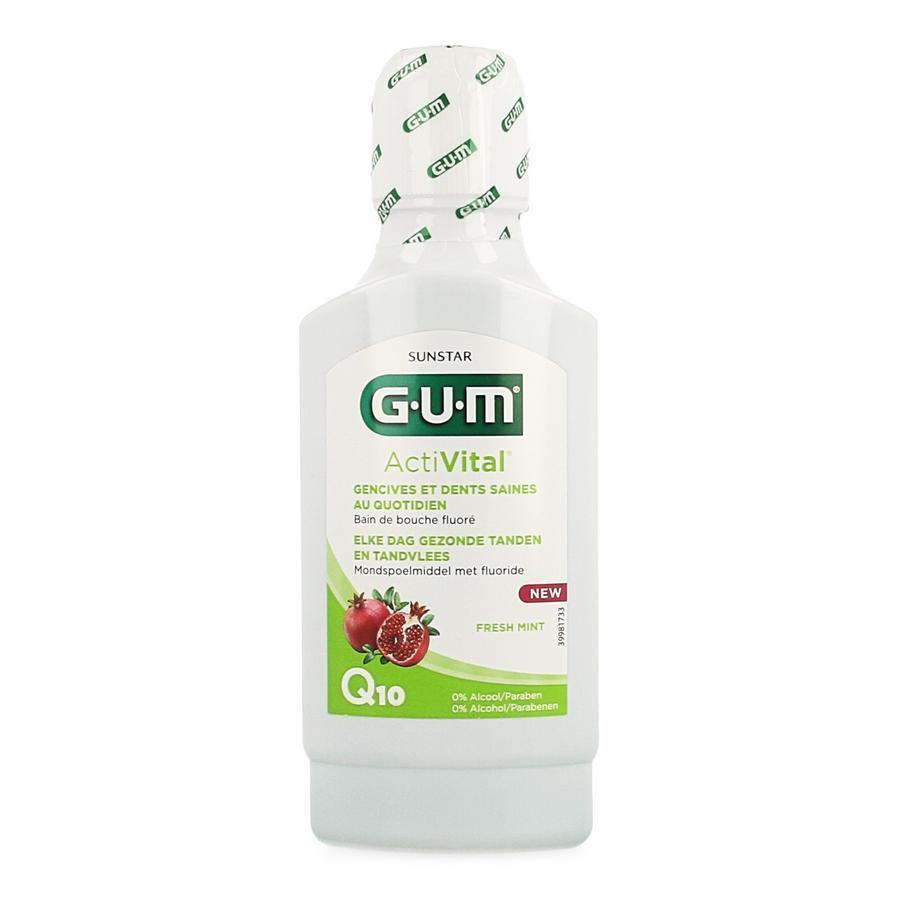 Image of Gum Activital bain de bouche