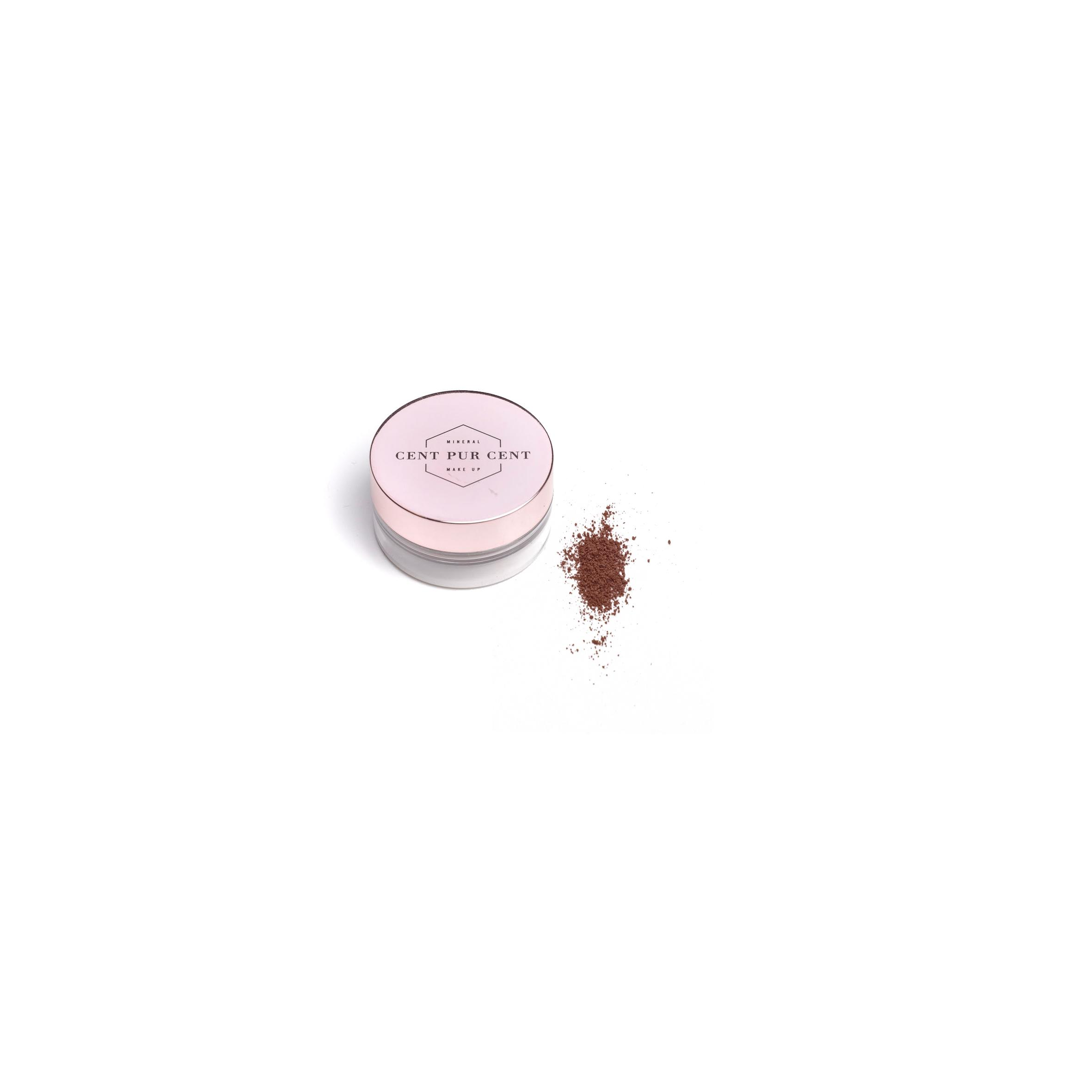 Cent Pur Cent Loose Mineral Shadow Uvas 2g