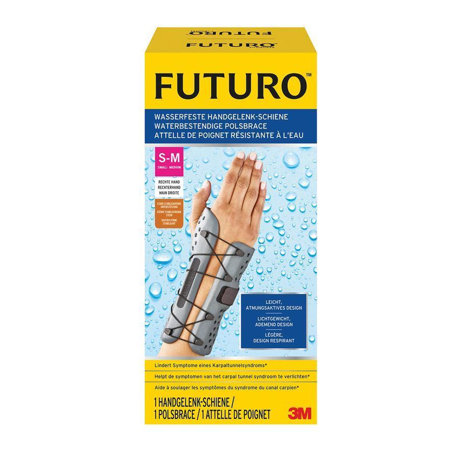 Image of Futuro attelle de poignet imperméable droite S/M