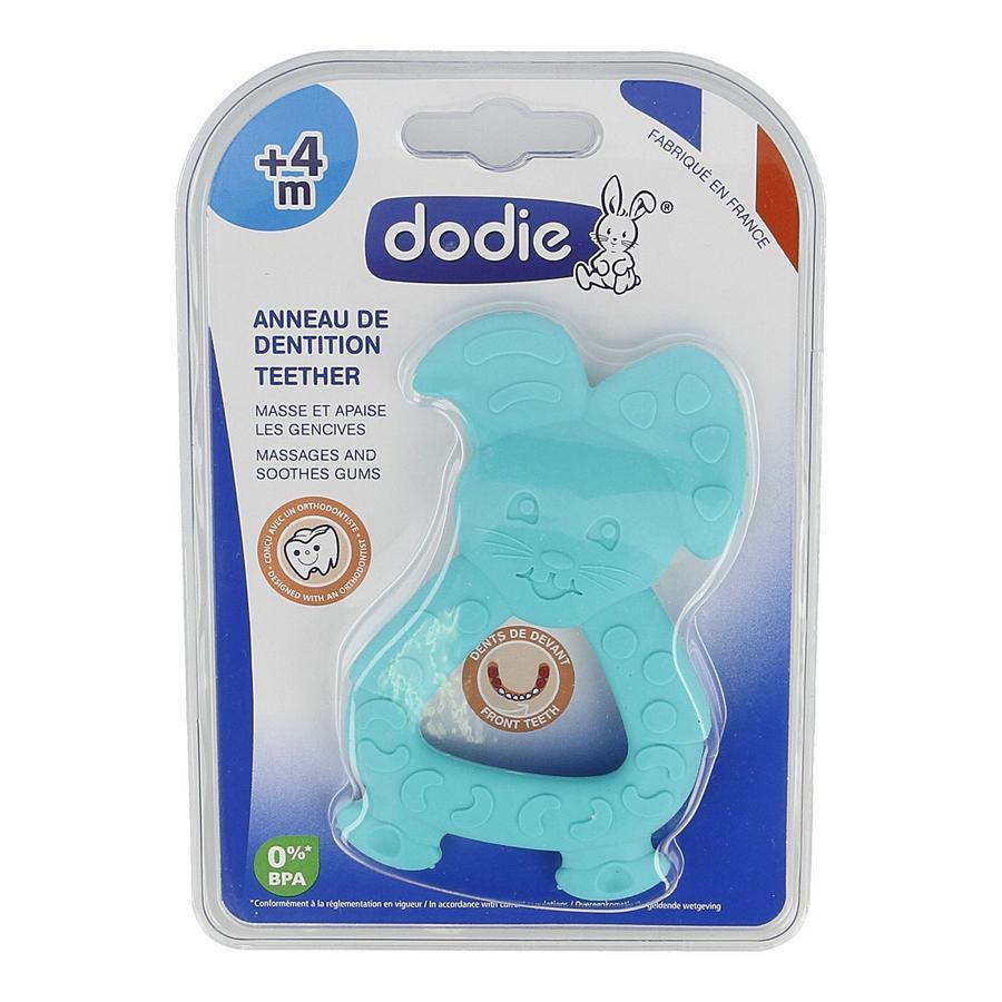 Image of Dodie anneau de dentition lapin