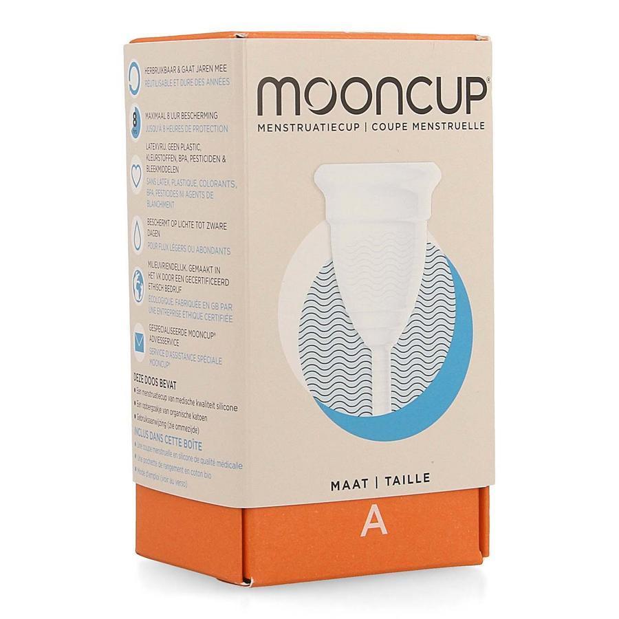 Image of Mooncup Menstruatiecup maat A
