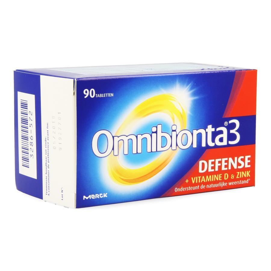 Image of Omnibionta 3 defense