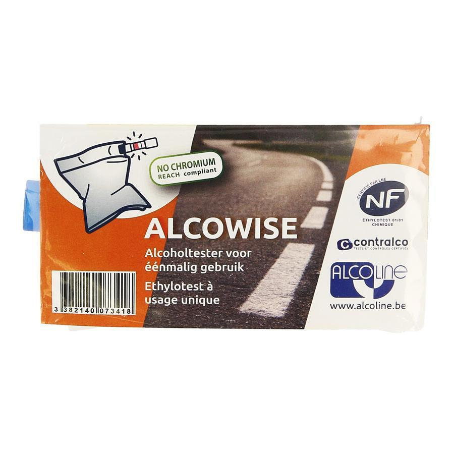 Image of Alcowise Alcoholtest